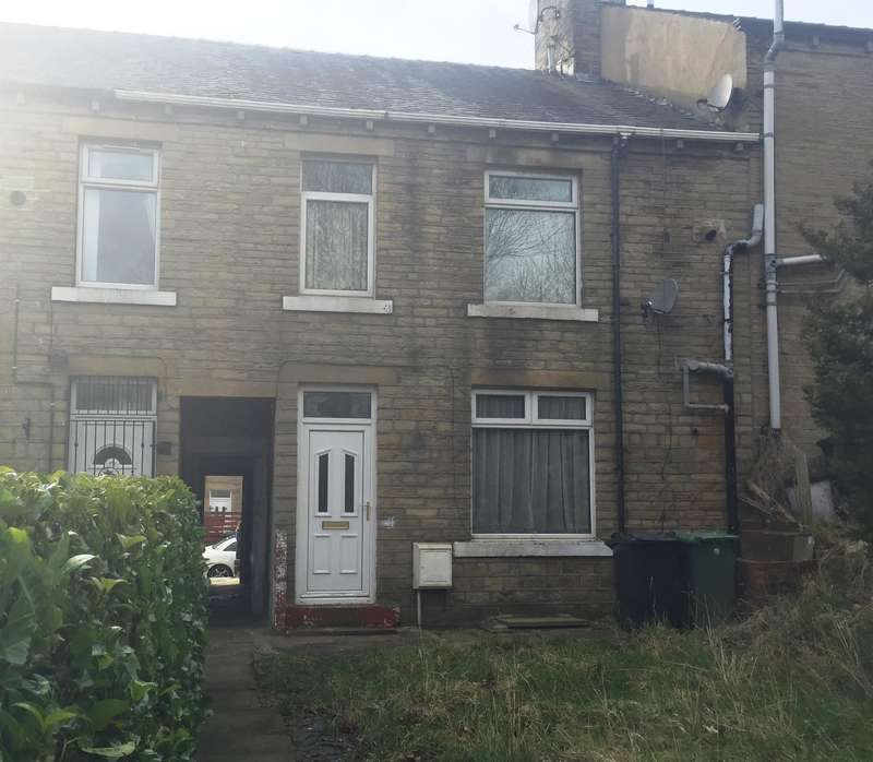 2 Bedrooms Terraced House for sale in Scholes Road, Birkby, Huddersfield, HD2 2PB