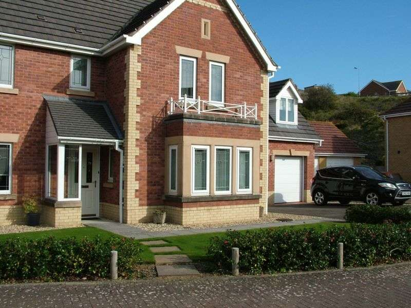 5 Bedrooms Detached House for sale in Glyn Y Gog, Rhoose Point