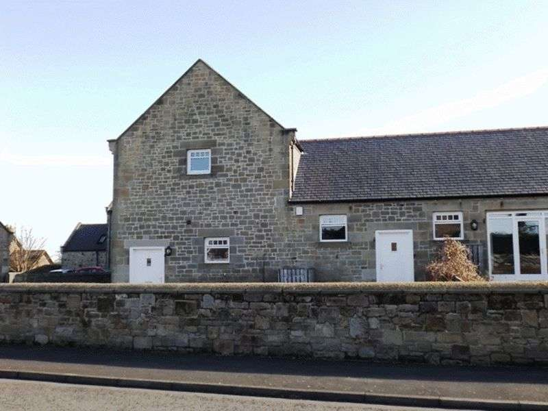 3 Bedrooms Terraced House for sale in North Farm Pegswood Three Bedroom Barn Conversion