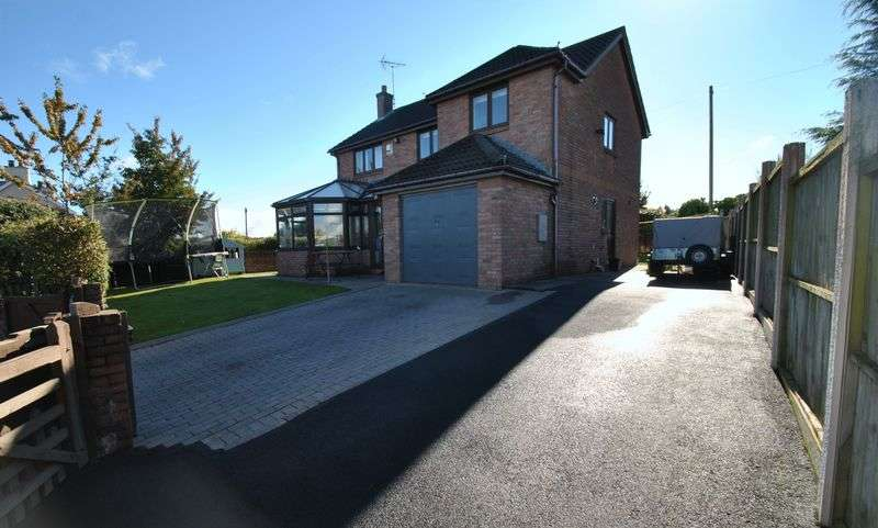 3 Bedrooms Detached House for sale in NINE WELLS ROAD, BERRY HILL, COLEFORD, GLOUCESTERSHIRE