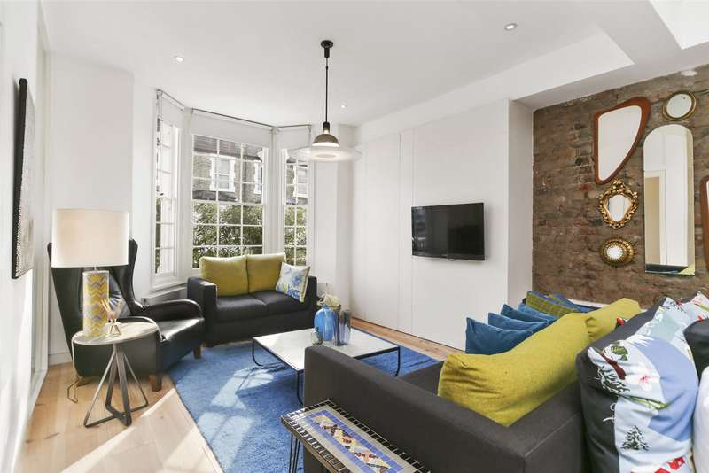 4 Bedrooms Terraced House for sale in Burnthwaite Road, Fulham Broadway, Fulham, London, SW6