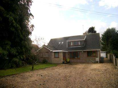 5 Bedrooms Detached House for sale in Taverham, Norwich, Norfolk