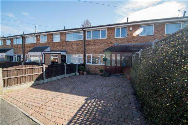 3 Bedrooms Town House for sale in Valeside Gardens, Colwick, Nottingham