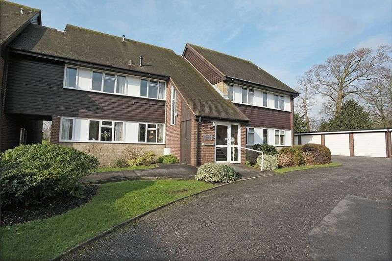 2 Bedrooms Retirement Property for sale in Vicarage Close, Ringmer, East Sussex