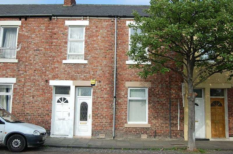 2 Bedrooms Flat for sale in Stothard Street, Jarrow