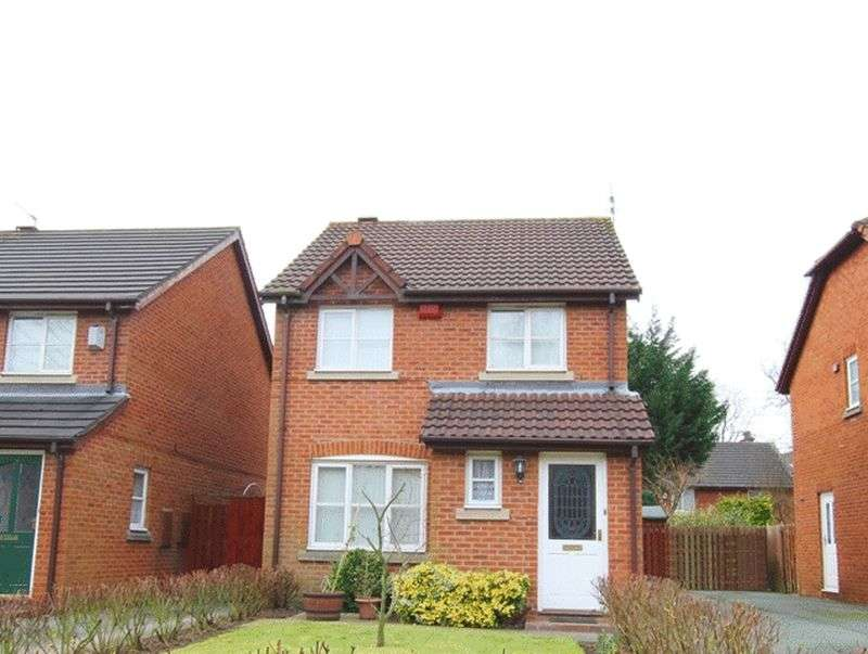 3 Bedrooms Detached House for sale in Stapehill Close, Old Swan, Liverpool, L13