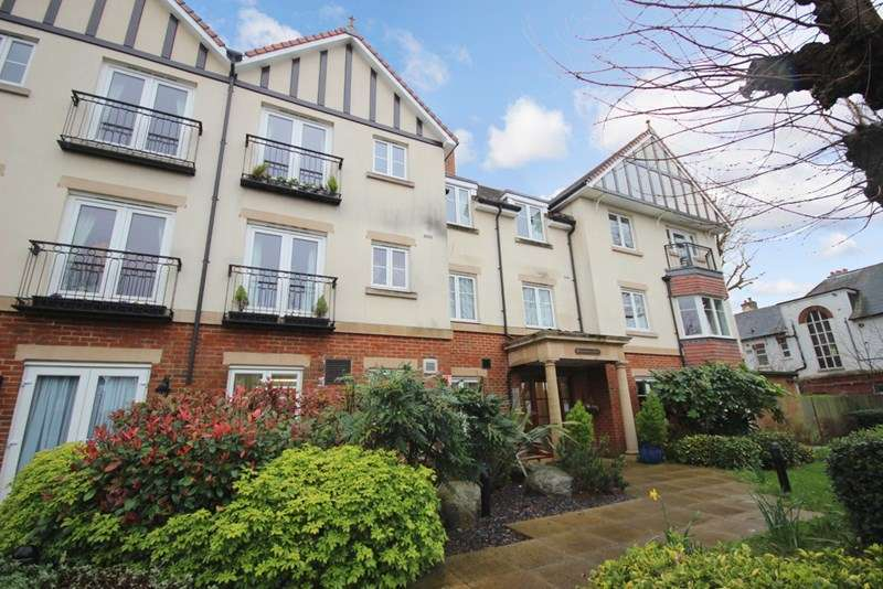 1 Bedroom Retirement Property for sale in Mildred Court, Croydon, CR0 7EX