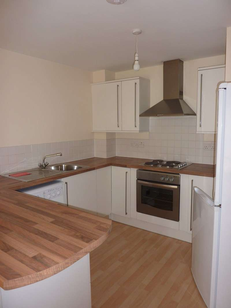 1 Bedroom Flat for sale in Grand Union House, Ratcliffe Road, Loughborough