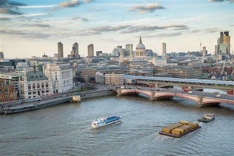 6 Bedrooms Property for sale in One Blackfriars, Southwark, London, SE1