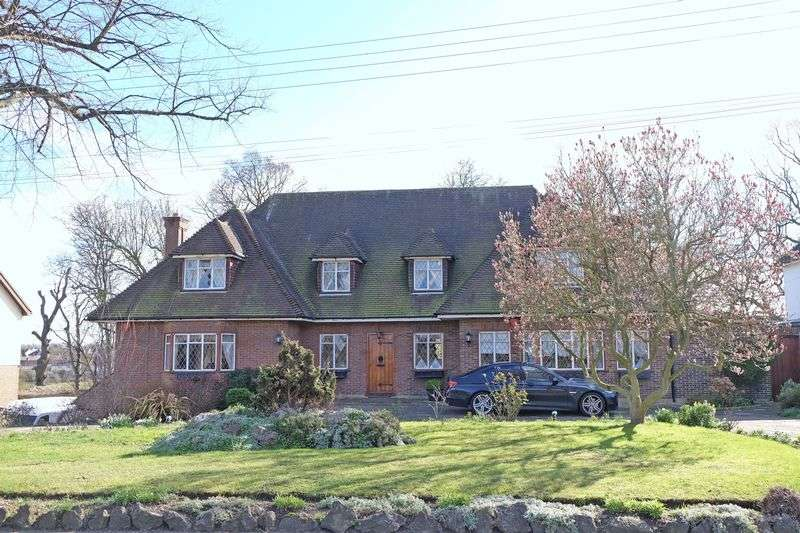 5 Bedrooms Detached House for sale in Oakfield Lane, Wilmington