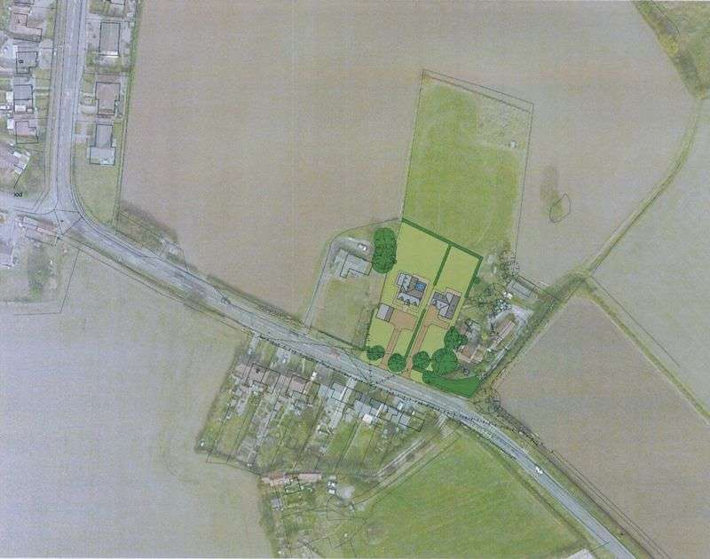 Land Commercial for sale in Hogsthorpe Road, Mumby