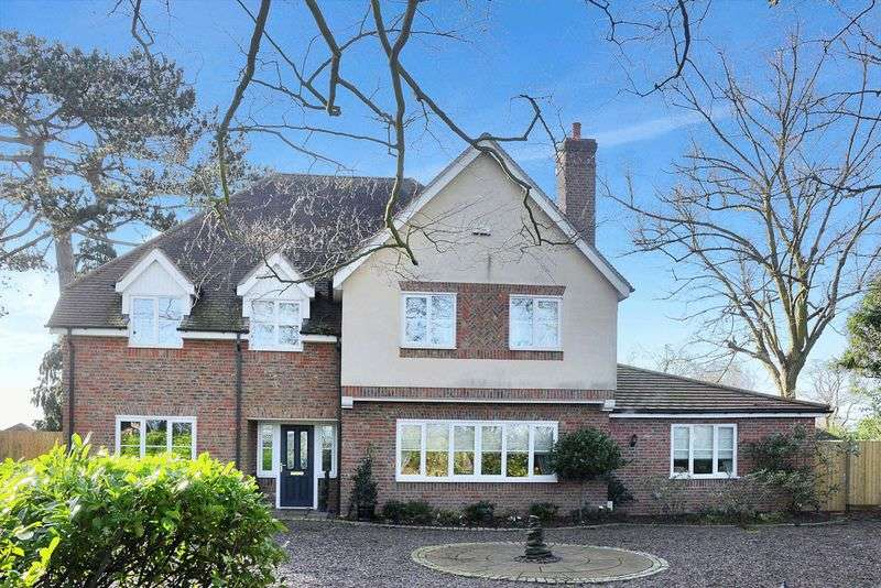 5 Bedrooms Detached House for sale in Bushby, Leicester