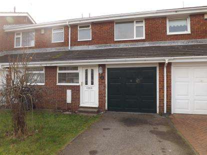 3 Bedrooms Terraced House for sale in Gleneagles, South Shields, Tyne and Wear, NE33