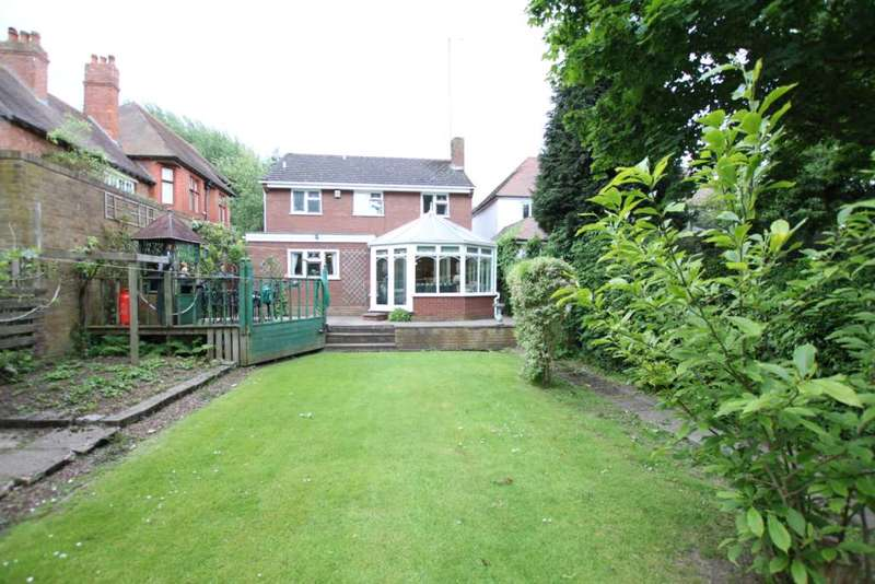 4 Bedrooms Detached House for sale in Compton Road, Wolverhampton