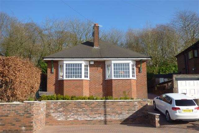 2 Bedrooms Bungalow for sale in Windsor Drive, Leek, Staffordshire, ST13 6NL