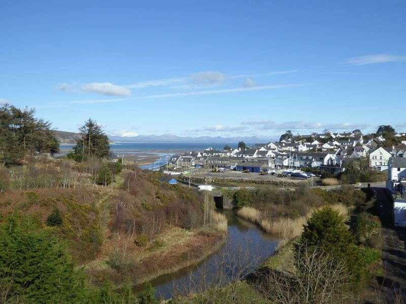 3 Bedrooms House for sale in Harbour Mews, Abersoch, Pwllheli, LL53 7HR