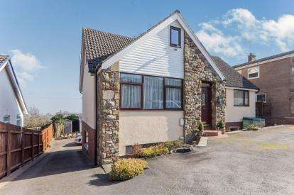 3 Bedrooms Detached House for sale in The Beeches, Milwr, Holywell, Flintshire, CH8