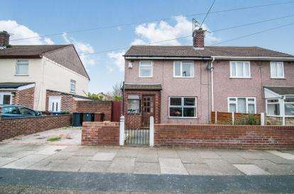 3 Bedrooms Semi Detached House for sale in Randall Drive, Bootle, Merseyside, L30