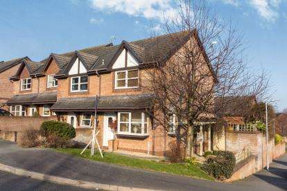 2 Bedrooms House for sale in Ward Close, Penrhyn Bay, Llandudno, Conwy, LL30
