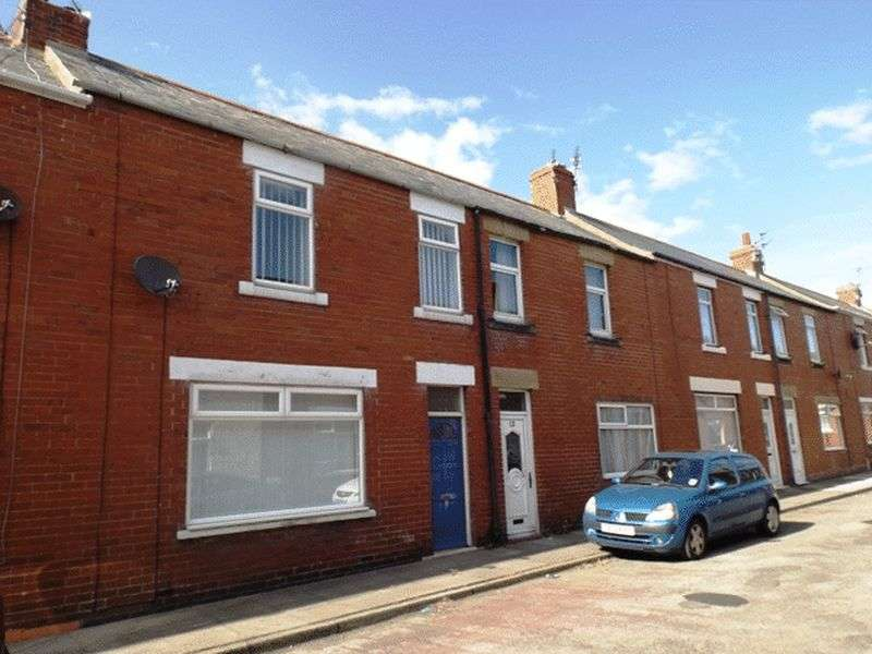 2 Bedrooms Terraced House for sale in Marine Street, Newbiggin-By-The-Sea - Two Bedroom Terrace House