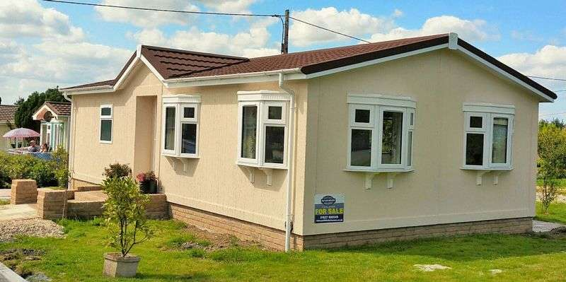 2 Bedrooms Detached House for sale in Sun Valley Park, St Columb