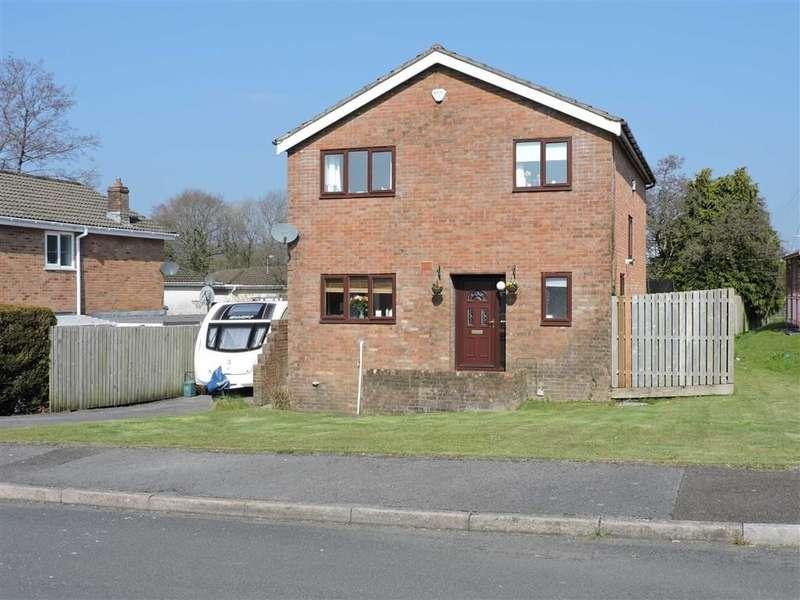 4 Bedrooms Property for sale in Derwen Fawr, Llandybie