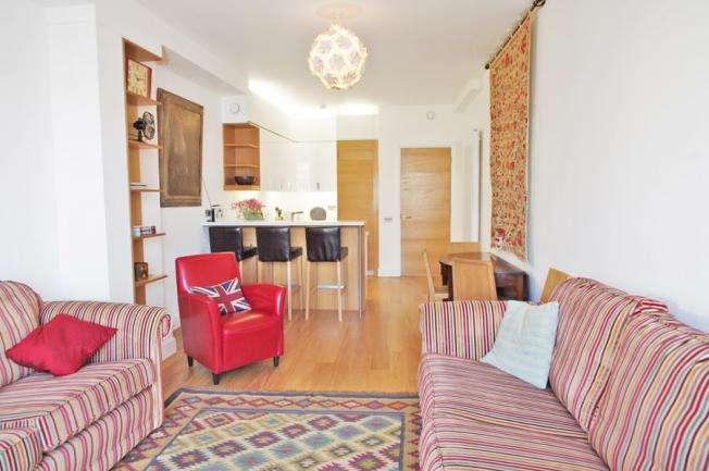 2 Bedrooms Apartment Flat for rent in Clerkenwell EC1