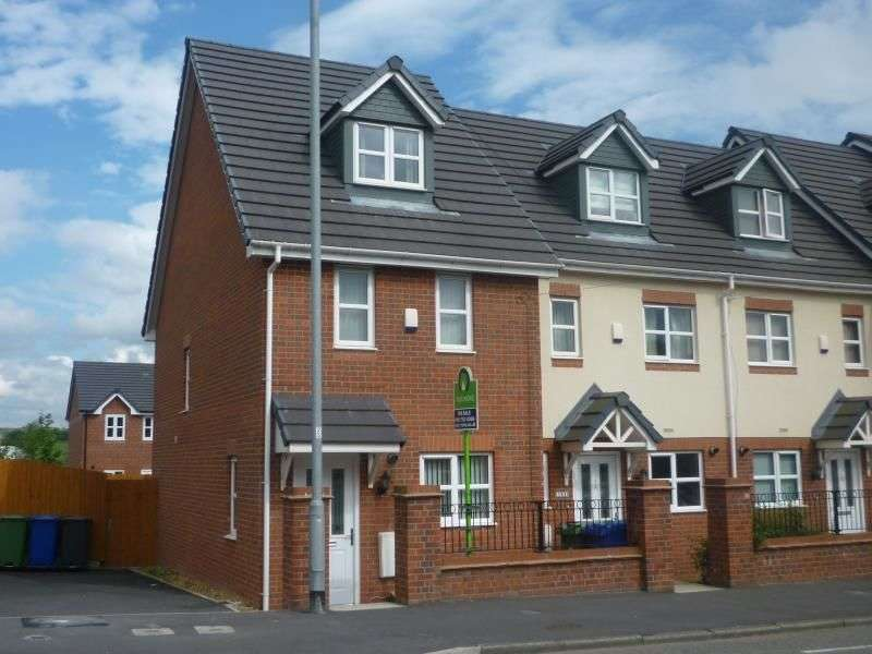 3 Bedrooms Property for sale in Alfred Street, Bury, BL9