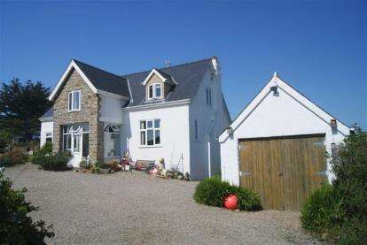 3 Bedrooms Detached House for sale in Cilan, Nr Abersoch, Gwynedd, LL53