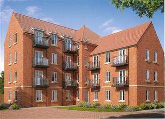 1 Bedroom Flat for sale in North Derby College, Rectory Road, Clowne