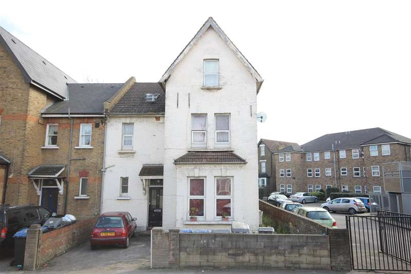 1 Bedroom Flat for sale in Craven Park, London