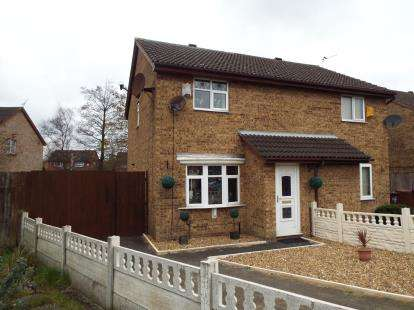 3 Bedrooms Semi Detached House for sale in Beattock Close, Liverpool, Merseyside, L33