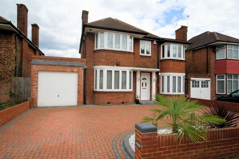 4 Bedrooms Detached House for sale in Belmont Lane, Stanmore, HA7