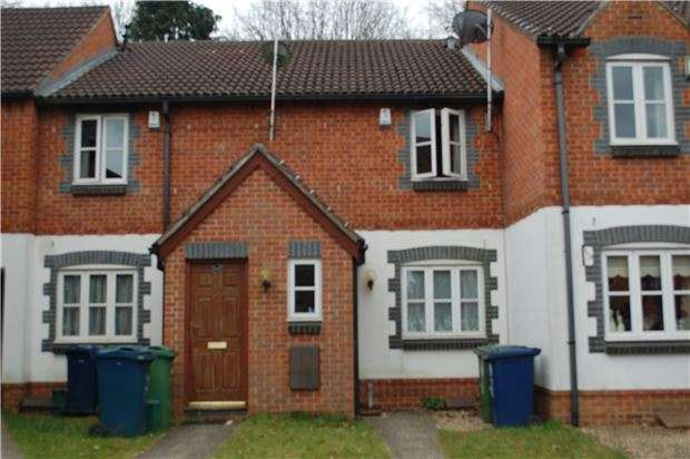 2 Bedrooms Terraced House for sale in Green Ridges, Headington, OXFORD, OX3 8LX