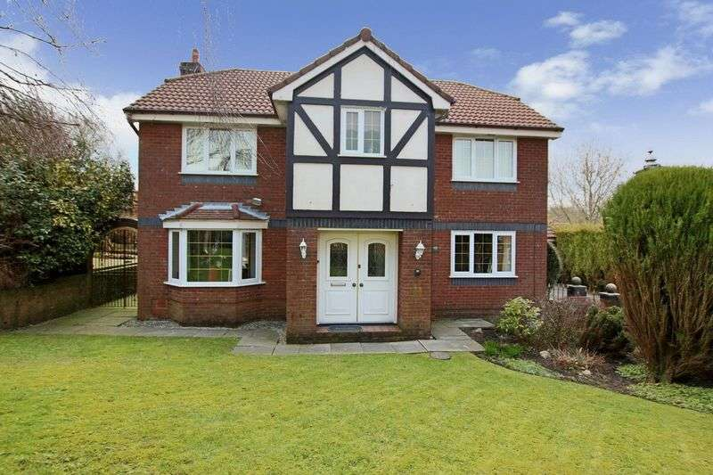 4 Bedrooms Property for sale in Whiteside Fold, Norden, Rochdale OL12 7PL