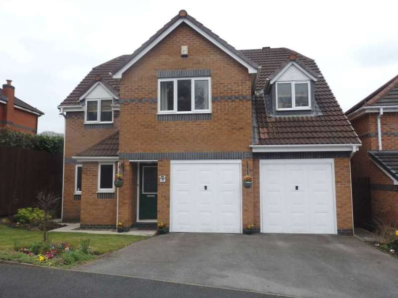 4 Bedrooms Detached House for sale in Riefield, Smithills