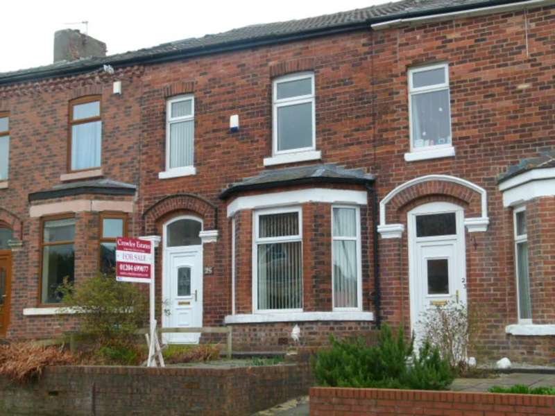 3 Bedrooms House for sale in Penn Street, Horwich