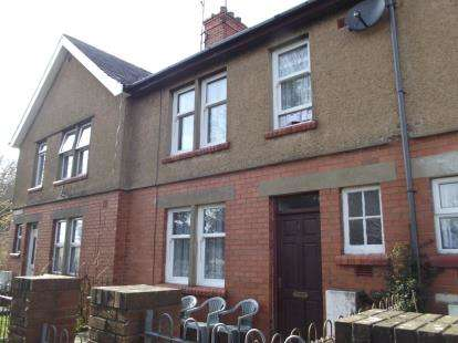 3 Bedrooms Terraced House for sale in Trem Y Nant, Bangor, Gwynedd, LL57
