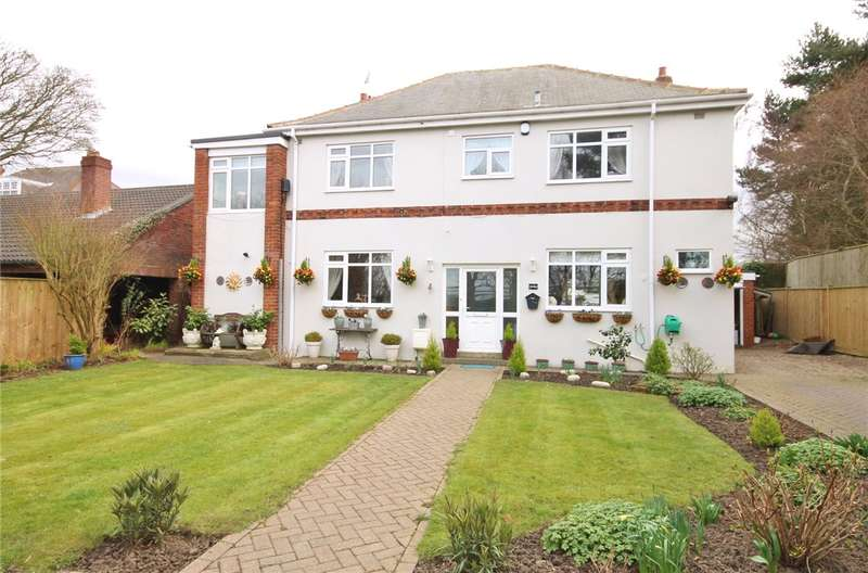 5 Bedrooms Detached House for sale in Belmont Road, Durham, DH1