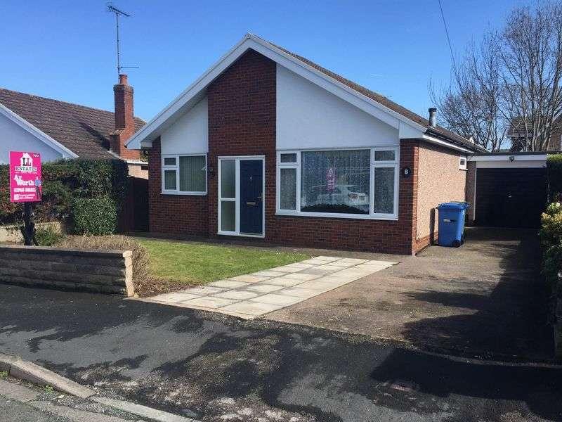 2 Bedrooms Detached Bungalow for sale in 8 Barrfield Road, Rhuddlan