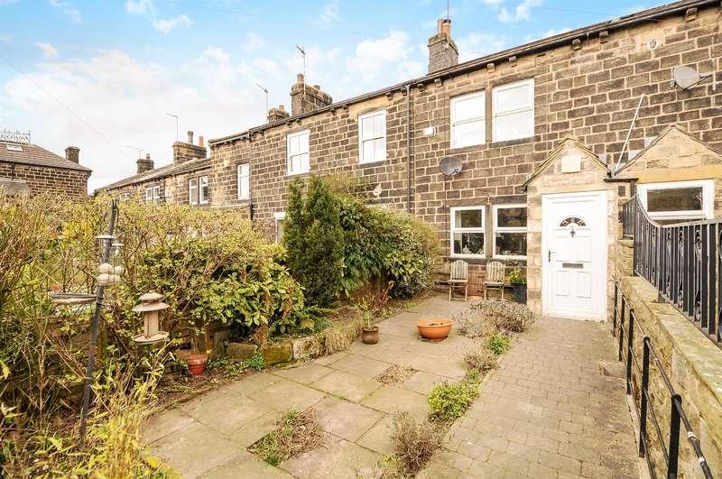 2 Bedrooms Terraced House for sale in London Street, Rawdon, Leeds, LS19 6BT