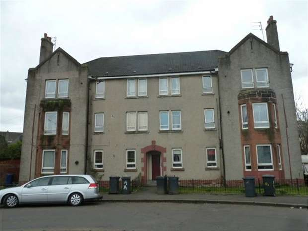 3 Bedrooms Flat for sale in Knockhill Road, Renfrew