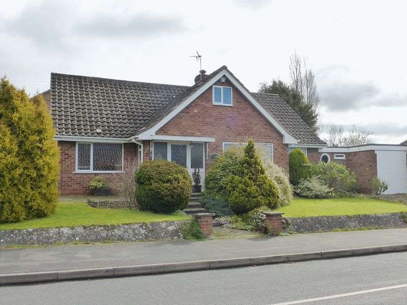 4 Bedrooms Detached Bungalow for sale in Gerard Road, Alcester