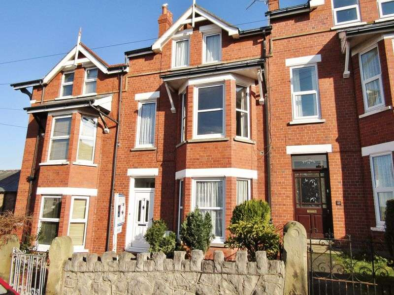 4 Bedrooms Terraced House for sale in Rhiw Road, Colwyn Bay