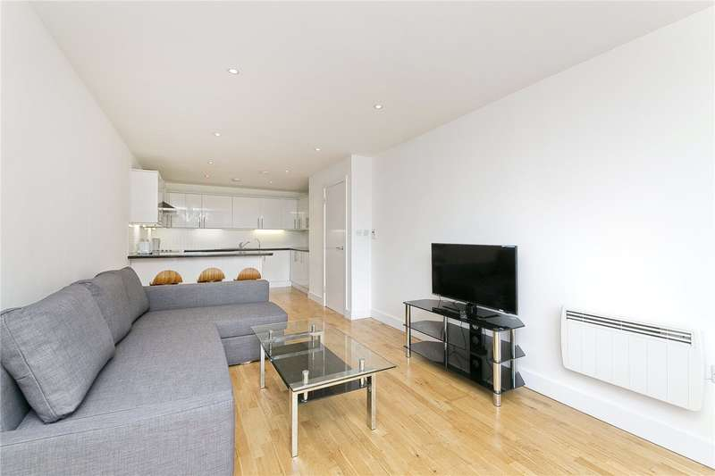 2 Bedrooms Flat for sale in Shacklewell Lane, Hackney, E8