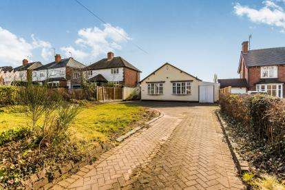 2 Bedrooms Bungalow for sale in Longbridge Lane, Nortfhield, Birmingham, West Midlands