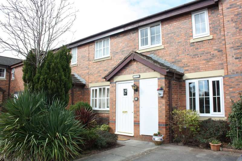 2 Bedrooms Terraced House for sale in Ely Mews, Churchtown, Southport