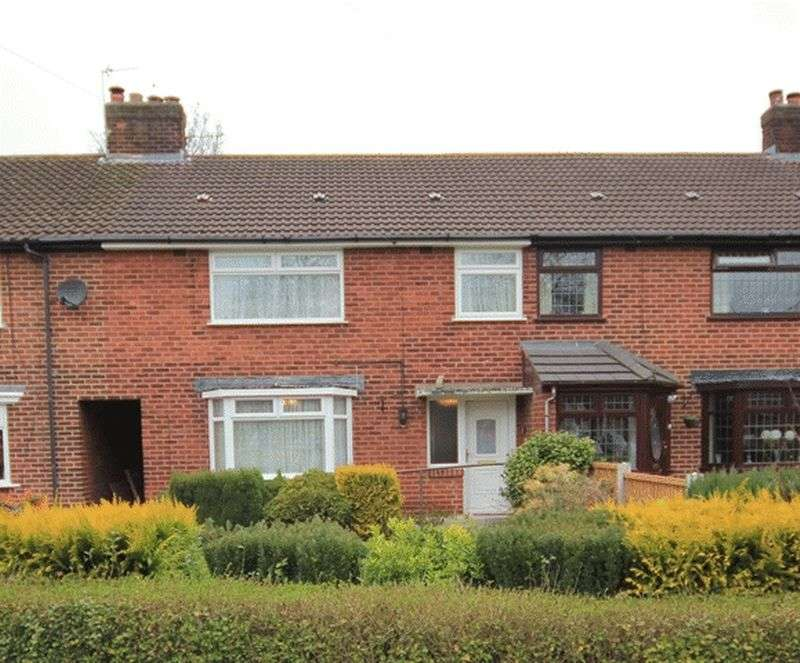 3 Bedrooms Terraced House for sale in Lower Close, Halewood, Liverpool, L26