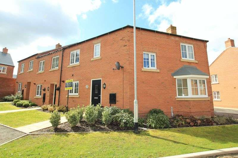 3 Bedrooms House for sale in Eiger Close, Biddulph