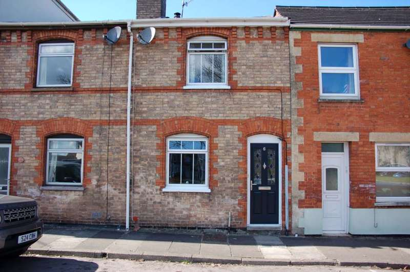 2 Bedrooms Terraced House for sale in Cann Street, Taunton